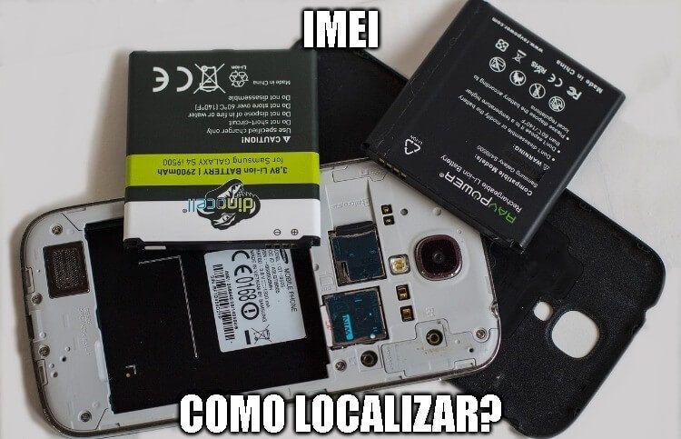 Como saber o IMEI do meu celular