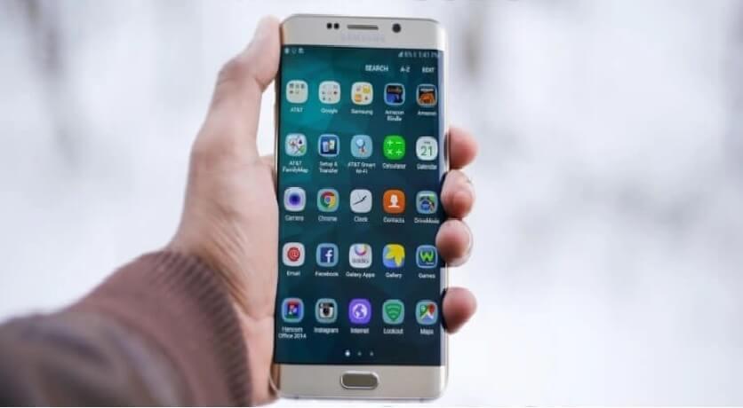 como atualizar smartphone