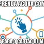 ENVIE SUAS IMAGENS PARA CARTÃO DE MEMÓRIA