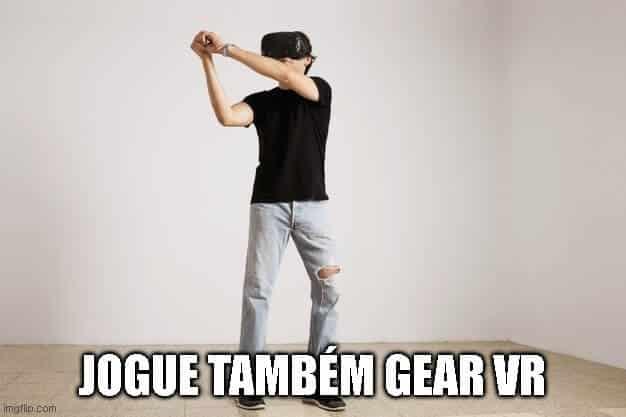 jogos GEAR VR