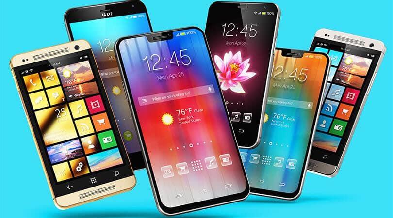 Escolher celular por características