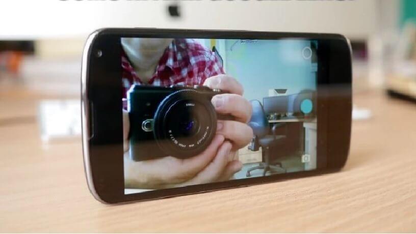 Google Lens Ativar