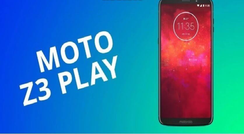 celular Review MOTO Z3 PLAY
