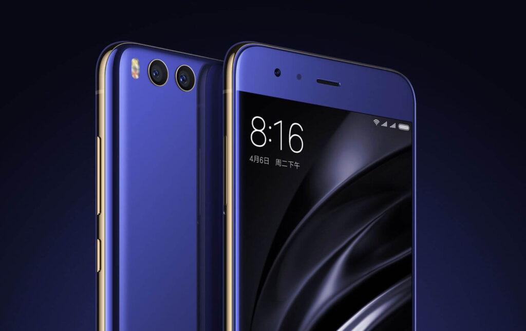 smartphone Xiaomi Mi6
