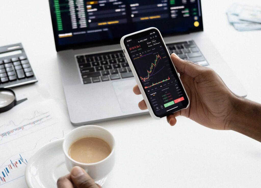 aplicativos Android para acompanhar a Bolsa